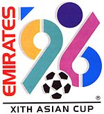 *The XIth Asian Cup 1996*